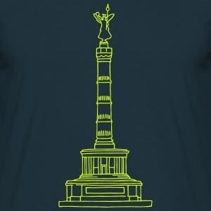 Berlin Victory Column T-Shirts - Men's T-Shirt