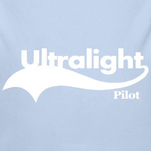 Ultralight Pilot Baby Bodys - Baby Bio-Langarm-Body