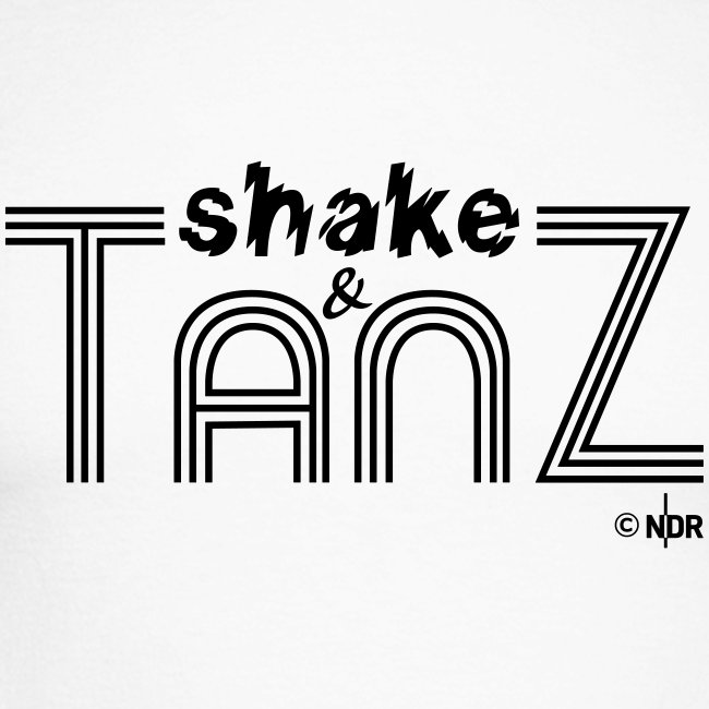 "Krude TV - Männer Langarmshirt ""Shake & Tanz"""