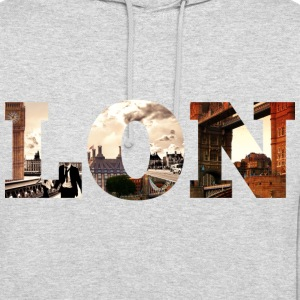 London - Sundipped Pullover & Hoodies - Unisex Hoodie