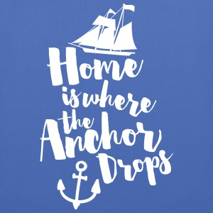 Where The Anchor Drops  Bags & Backpacks - Tote Bag