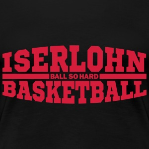 Iserlohn Basketball T-Shirts - Frauen Premium T-Shirt