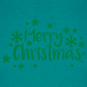 Merry Christmas greeting T-Shirts - Men's T-Shirt