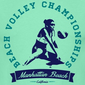 BEACH VOLLEY CHAMPIONSHIP T-Shirts - Men's T-Shirt