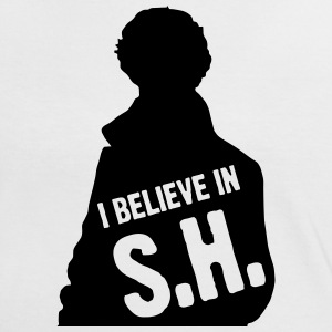 I Believe In S.H. T-Shirts - Women's Ringer T-Shirt