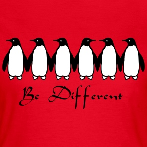 Be Different T-Shirts - Women's T-Shirt