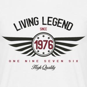 Living Legend black T-Shirts - Männer T-Shirt