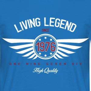 Living Legend Withe T-Shirts - Männer T-Shirt