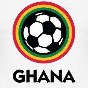 Football crest of Ghana T-Shirts - Men's Slim Fit T-Shirt