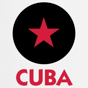 A star for Cuba  Aprons - Cooking Apron