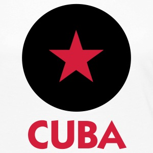 A star for Cuba Long Sleeve Shirts - Women's Premium Longsleeve Shirt