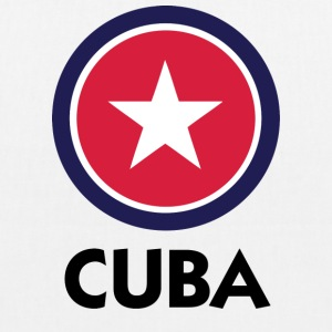 A star for Cuba Bags & Backpacks - EarthPositive Tote Bag