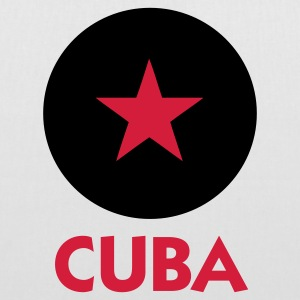A star for Cuba Bags & Backpacks - Tote Bag