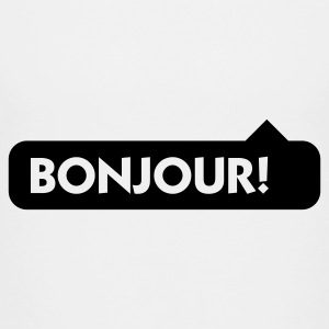 Bonjour! Shirts - Teenage Premium T-Shirt