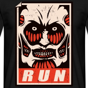 Run - T-shirt Homme