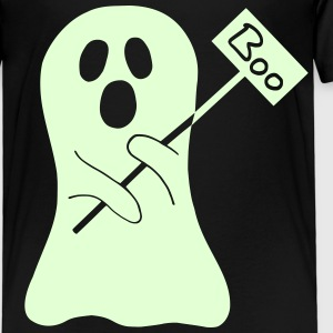 Halloween Ghost Skjorter - Premium T-skjorte for barn