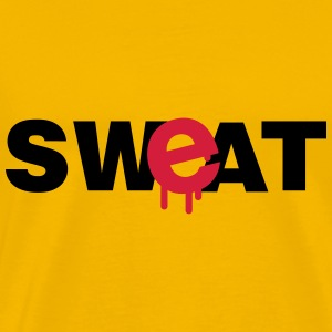 SWAT sweat T-Shirts - Men's Premium T-Shirt