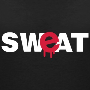 SWAT sweat T-Shirts - Women's V-Neck T-Shirt