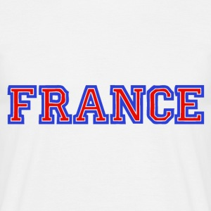 france Tee shirts - T-shirt Homme