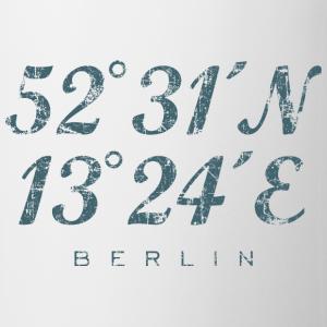 Berlin Koordinaten Längengrad Breitengrad