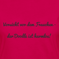 Motiv ~ Langarmshirt Vorsicht!