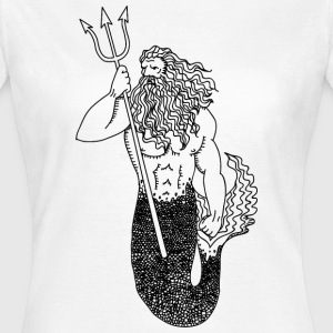 neptun T-Shirts - Frauen T-Shirt
