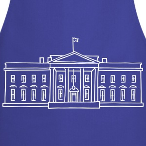 The White House in Washington  Aprons - Cooking Apron