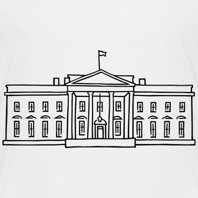 weisses Haus Waschington DC Präsident