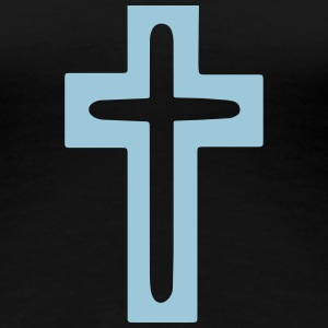 Cross T-Shirts - Women's Premium T-Shirt