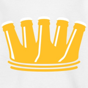 Beer Crown Shirts - Teenage T-shirt