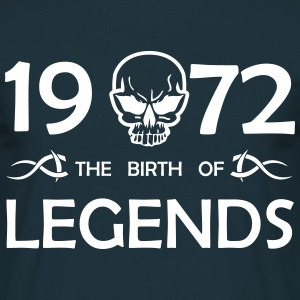 1972 Legends - Männer T-Shirt