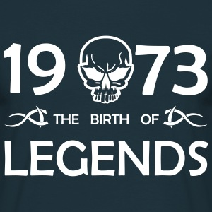 1973 Legends - Männer T-Shirt