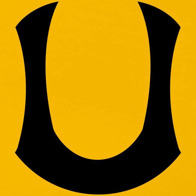 Naisten keltainen t-paita