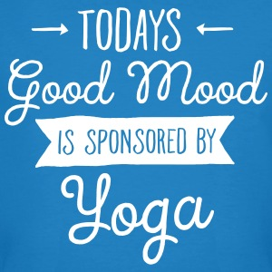 Good Mood Sponsored By Yoga T-Shirts - Men's Organic T-shirt