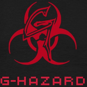 G-Hazard Sign - Männer T-Shirt