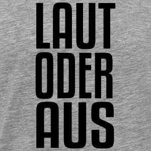 ACCORDING TO OR FROM T-shirts - Premium-T-shirt herr