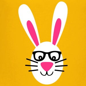 Rabbit with glasses Shirts - Kids' Premium T-Shirt