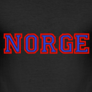 NORGE Tee shirts - Tee shirt près du corps Homme