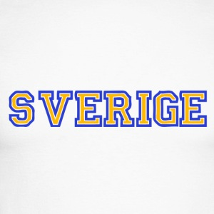 sverige Manches longues - T-shirt baseball manches longues Homme