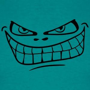 suchbegriff grinsendes gesicht t shirts spreadshirt. Black Bedroom Furniture Sets. Home Design Ideas