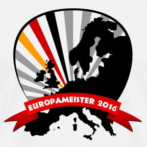 Deutschland Europameister 2016