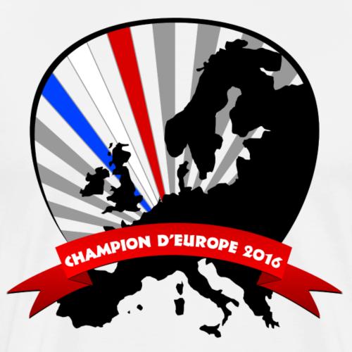 Frankreich Europameister 2016