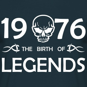 1976 Legends - Männer T-Shirt