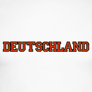 deutschland Manches longues - T-shirt baseball manches longues Homme