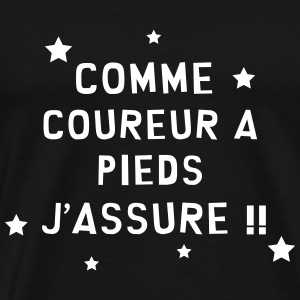 Course à pied / Coureur / Jogging / Running / Run Tee shirts - T-shirt Premium Homme