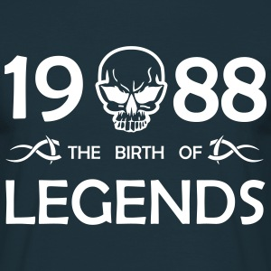 1988 Legends - Männer T-Shirt