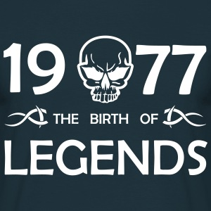 1977 Legends - Männer T-Shirt