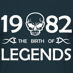 1982 Legends - Männer T-Shirt