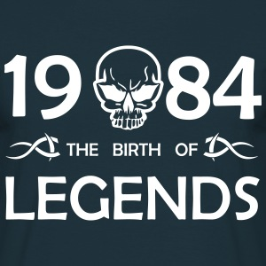 1984 Legends - Männer T-Shirt