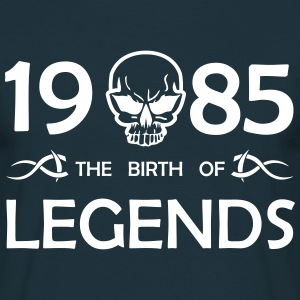 1985 Legends - Männer T-Shirt